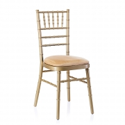 Gold Chivari Chair From £2.50