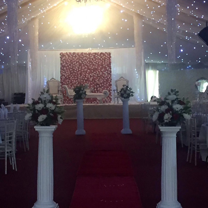 Empire events asian wedding services east london mehndi for Asian wedding stage decoration london