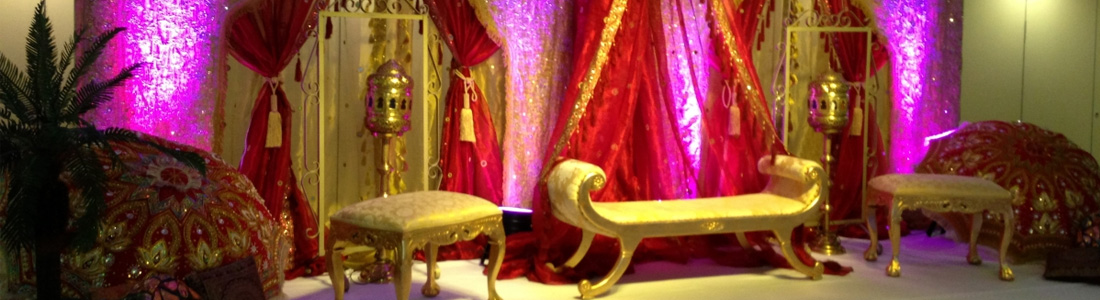 Empire Events | Asian Wedding Services East London/Mehndi